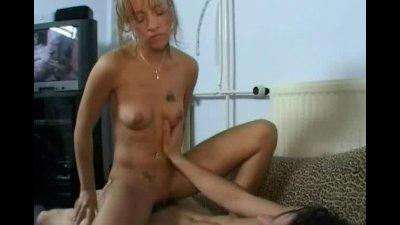 Dutch Couch Sex