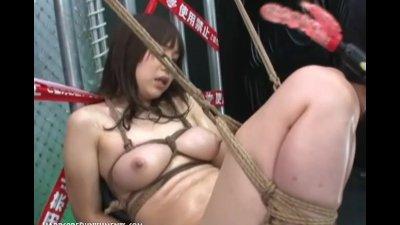 Japanese Bondage Sex BDSM Punishment of Kaho and Ayumi