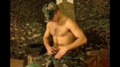 Amateur Military Stud