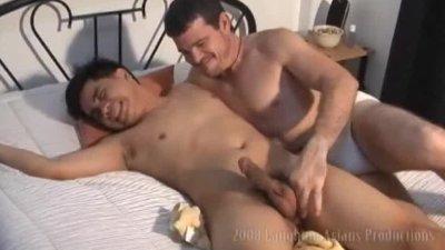 Tickled Reggie