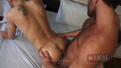 Straight Italian Guy Fucks Ass for the First Time