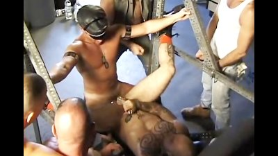 Fucked and Bred by Multiple Men