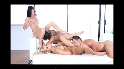 PassionHD Young Swingers Sharing The Fun