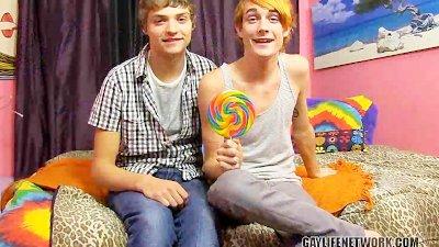 Happy 100th Scene, LollipopTwinks