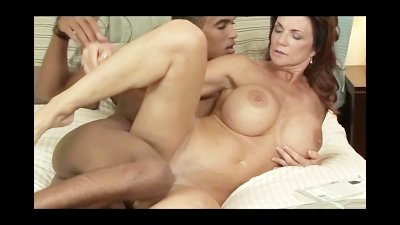 Deauxma Takes a Young Black Cock