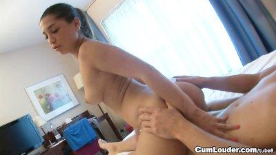 Carla Cruz Spanish Teen Great Ass Fucked Casting