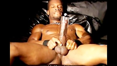 Pumping Black Dick