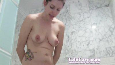 Lelu Love5 Days Armpits Pussy Shave