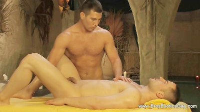 Intimate Anal Massage For Lovers