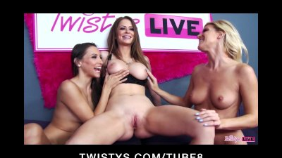 Twistys LIVE Treats NEXT Show is May 8th 2013 4pm EST 1 pm PST