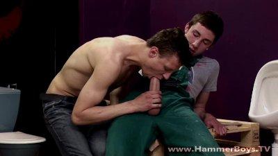 Big Dick Micky Collio and Jeremy Rowen Hammerboys