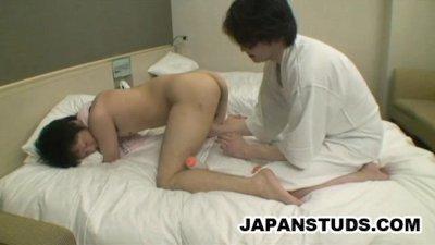 Japanese Twinks ThreeWay Oriental Sexual Massage