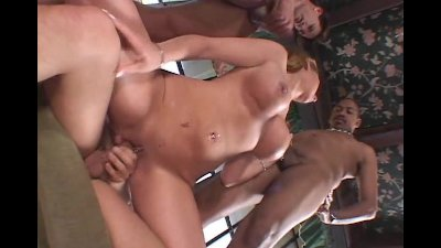 Anal Fanatic Cougar Foursome