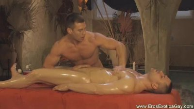 Genital Massage Meant To Relax