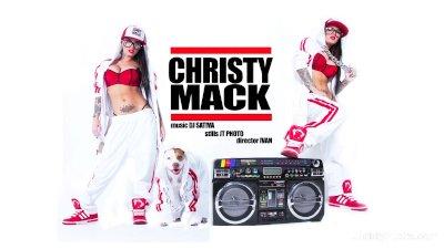 Christy Mack Sexy Tease