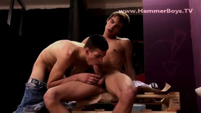 Take me Rob Tadeus and Ricco Luna deep anal from Hammerboys TV