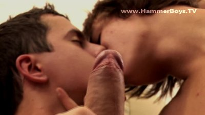 Mario and Ricco Luna - Lovers Eyes from Hammerboys TV