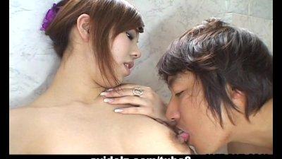 Hot Miu Satsuki stimulated in a spa uncensored.