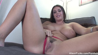Alison Tyler Behind The Scenes Masturbation