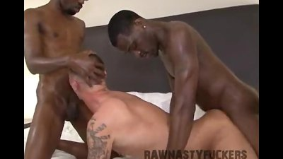 Austin Craves Black Dick