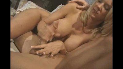 Wonderful Large Breasts handjob