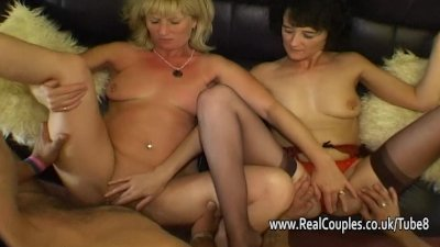 Mature amateur swingers