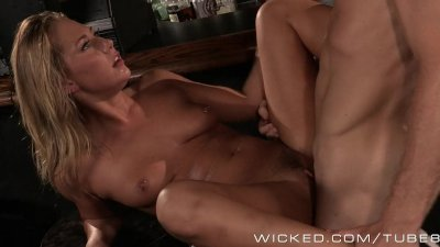 Wicked - Carter Cruise gets fucked at the bar