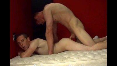 Filling A Hot Cum Dump