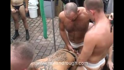 David and Marcelo Get Fucked