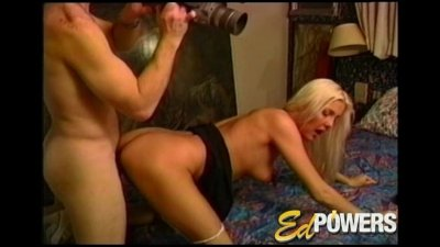 Ed Powers And Linda Thoren In Doggy Style Fucking