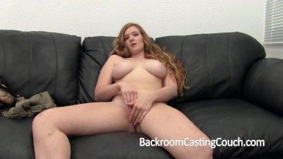 Teen Redhead First Anal and Cr