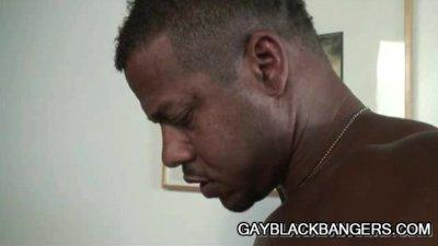 Jhonathan Gabriel: White Guy Feasting On Two Black Cocks