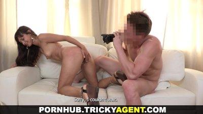 Tricky Agent - Tricky casting