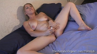 British mature orgasm