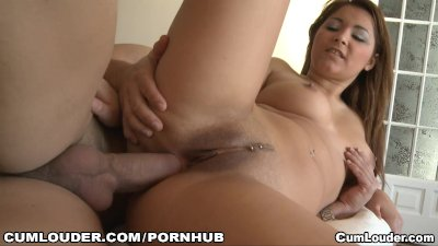 Hot Hungarian Babe gets her great Butt Fucked
