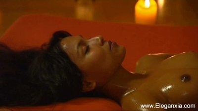 Beautiful Yoni Pussy Massage
