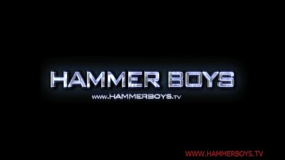 Steve Huge and Mario Stefany from Hammerboys TV