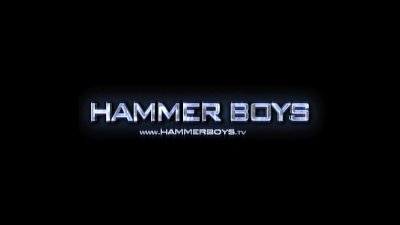 Nick Lamar and Marc Zebro huge dick from Hammerboys TV