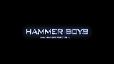 Phil Sardou and Dario Dolce from Hammerboys TV