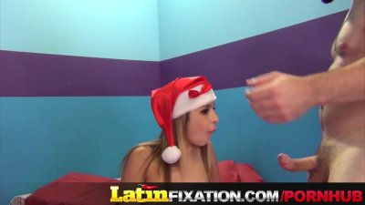 LatinFixation Hot Three Way with Kimmy Lee & Carmen Caliente