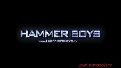 Cum on me from Hammerboys TV
