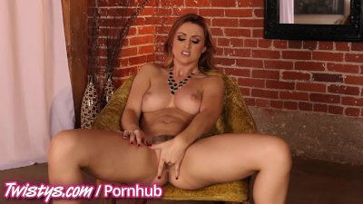 Twistys - Karlie and Tori Black finger themselves