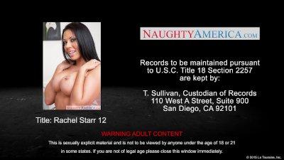 Hot brunette wife Rachel Starr