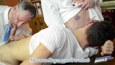 Mormon missionary fucked hard