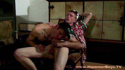 Johan Koco and Andre Otam from Hammerboys TV