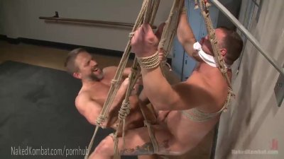 Oiled Up Ripped Wrestling Bodies
